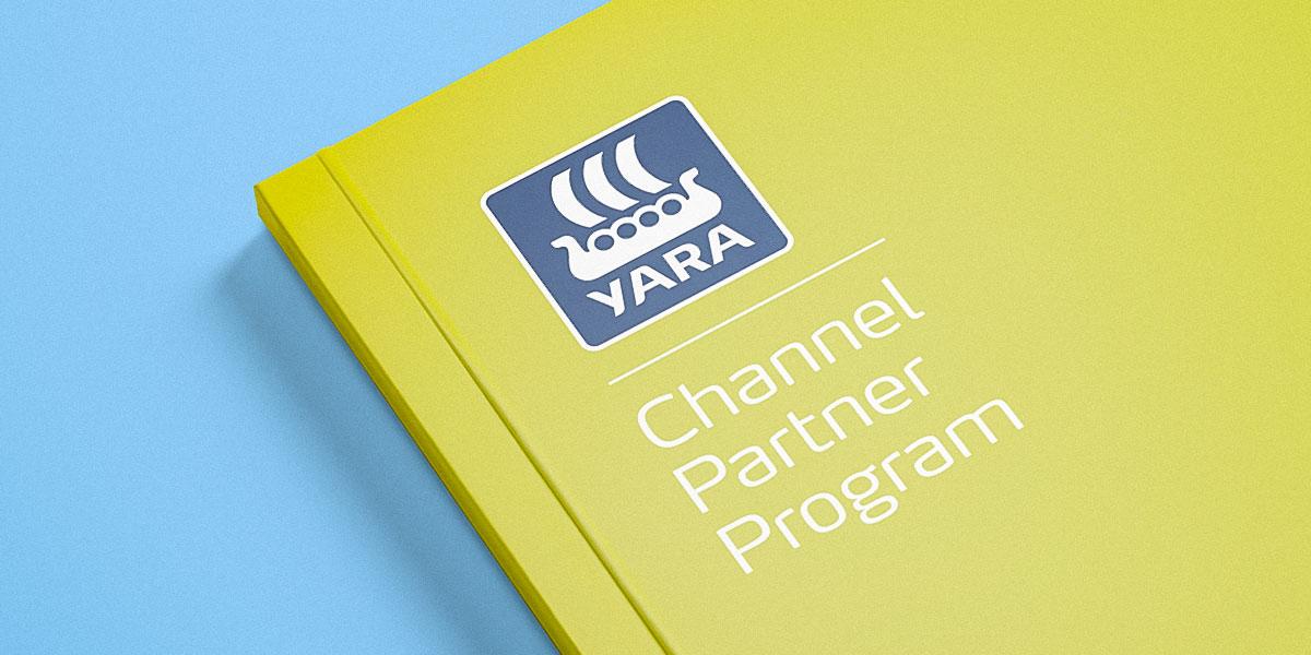 36pt - Yara Channel Partner Program